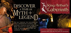 King Arthur's Labyrinth Gift Vouchers